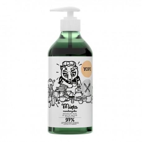 Mięta - Płyn do mycia naczyń 750 ml