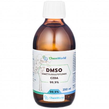 Dmso Dimetlosulfotlenek 250 ml