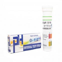 Paski Ph w tubie 0-14 150 szt.
