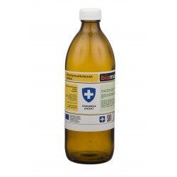 DMSO płyn w szklanej butelce 500 g