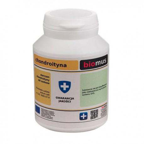 Chondroityna - Siarczan chondroityny
